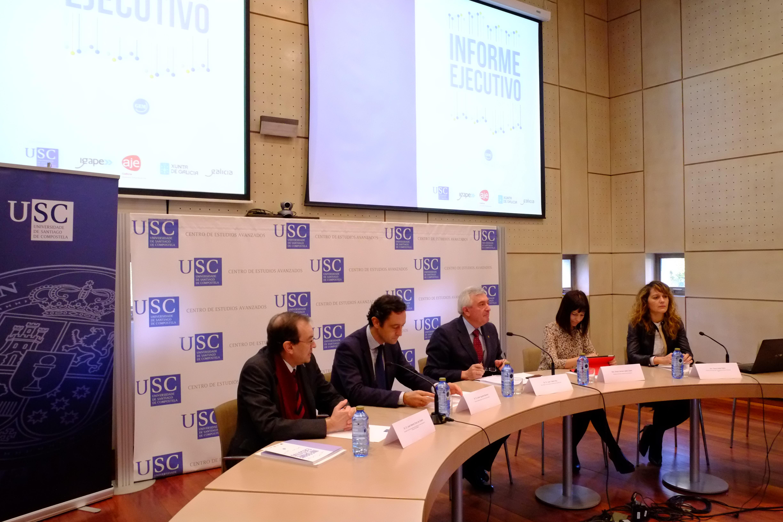 En Galicia el año 2015 ha sido un año de consolidación de iniciativas emprendedoras, alcanzando un 5,51%.