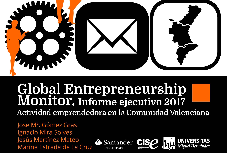 Presentación del Informe GEM C. Valenciana 2017